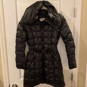 Women's Laundry puffer coat midi length xs
